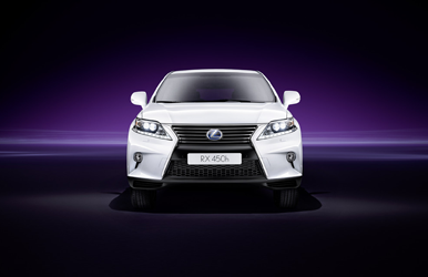 Lexus Messe-Apps